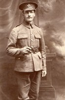 James Lyman, a brave WW1 ancestor discovered