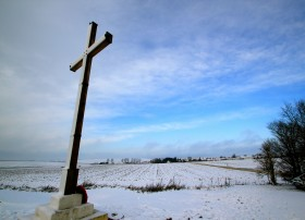 The Cross at Lochnagar
