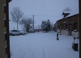 Snow clearance!