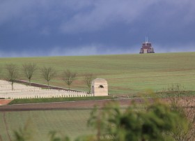 Ovillers and Thiepval
