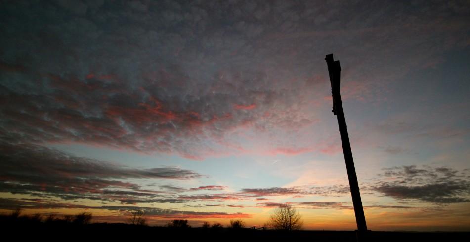 Lochnagar December Sunset