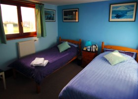 "The ""Bluebird"" Room"